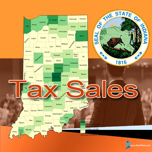 Indiana Tax Sales Explained