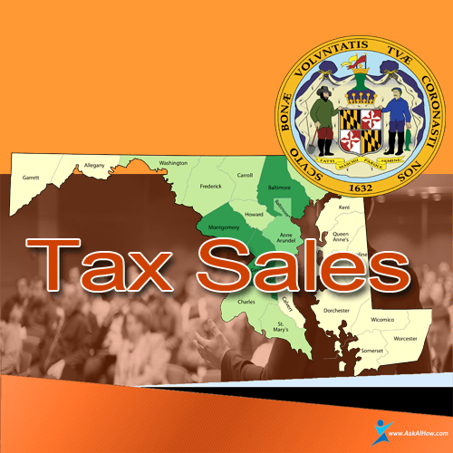 Maryland Tax Sales Explained