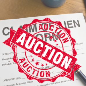 tax liens are a lucrative real estate investing tool