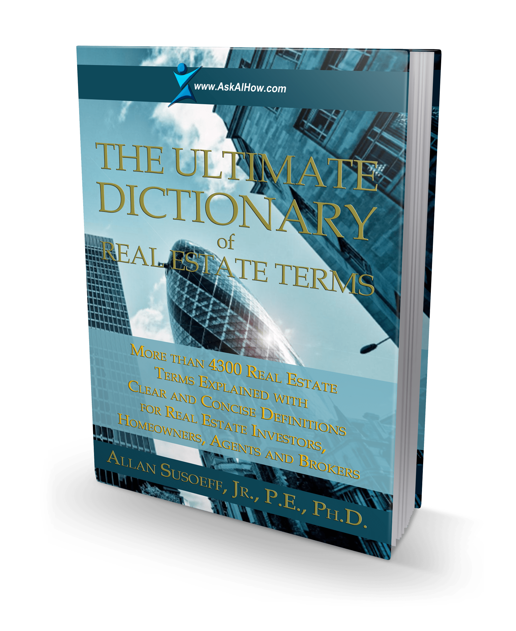 the Ultimate Dictionary fo Real Estate Terms