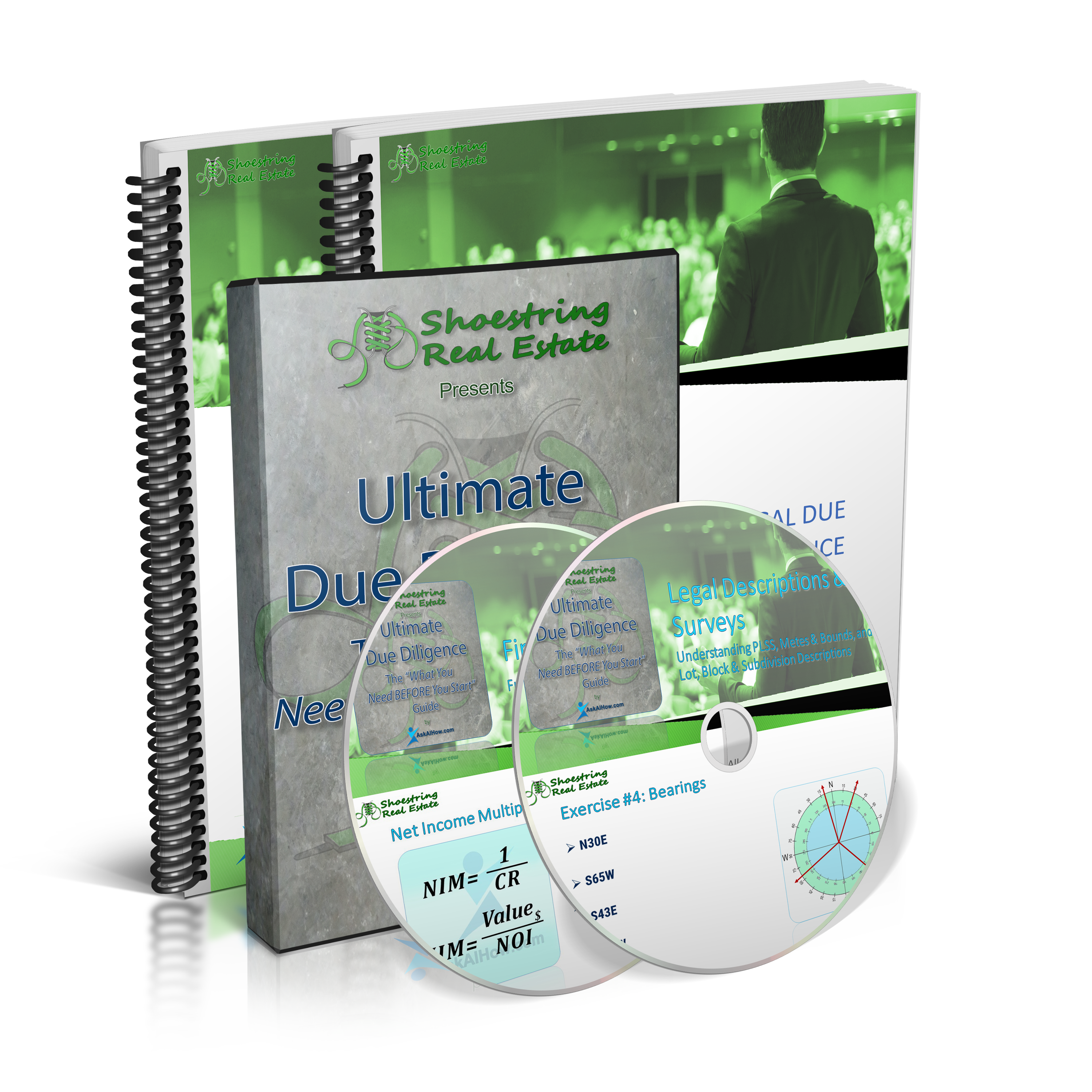 •In Module 5, I go over 19 of the best known formulas for calculating pretty much ANYTHING in the realm of Real Estate.